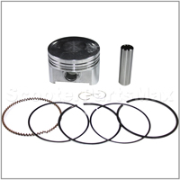 All Piston And Piston Rings