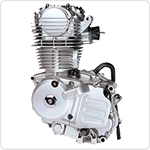 4-Stroke 200cc CB Vertical Engine